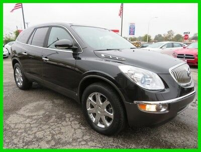 2008 Buick Enclave CXL 2008 CXL Used 3.6L V6 24V Automatic FWD SUV OnStar Clean clear title carfax we