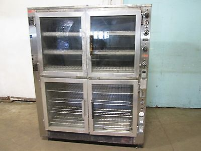 """SUPER SYSTEM"" HD COMMERCIAL 120/208V 3Ph ELECTRIC 2 IN 1 PROOFING/BAKING OVEN"