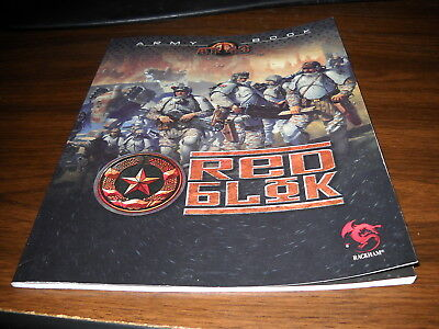 Rackham: AT-43: Army Book Red Blok