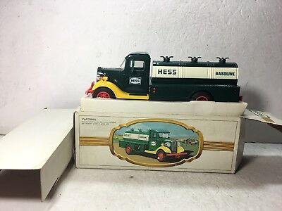 Hess Toys Gasoline Truck The First Hess Truck Unused W/ Box With Inserts