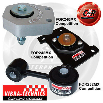 FORD FOCUS MK1 RS 98-04 Vibra TECHNICS complet course KIT