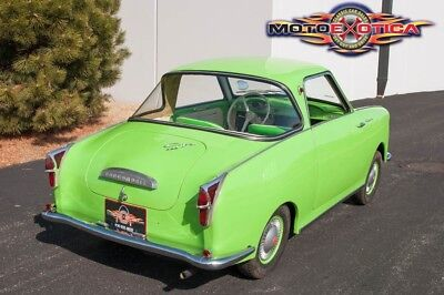 1962 Other Makes G80 Goggomobil 1962 Goggomobil TS300 Coupe