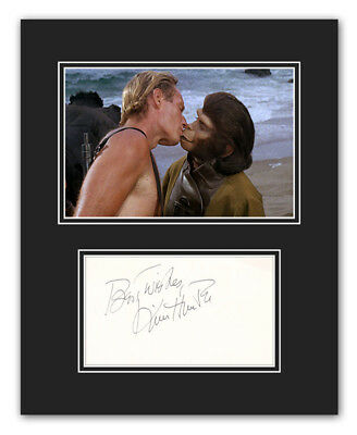 Sale! Planet Of The Apes Kim Hunter (Zira) (d) Signed 10x8 Display