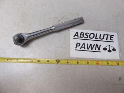 """Proto 5252A 3/8"""" Ratcheting Wrench Thumb Wheel Us Made"""
