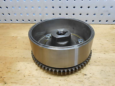 H77 Honda Silver Wing FSC 600 2005 Engine Flywheel