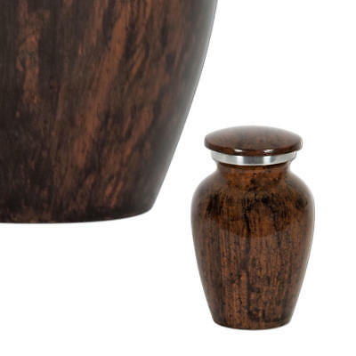 Perfect Memorials Woodland Keepsake Cremation Urn