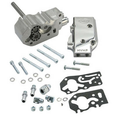 S&S Cycle High Volume High Pressure Oil Pump Kit For Harley-Davidson 31-6208