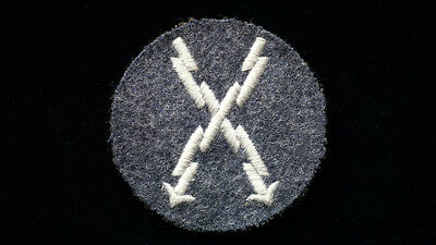 Ww2 Luftwaffe Specialty Badge -Teletype Operator Personnel