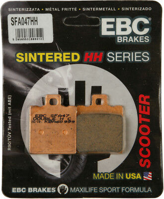 EBC SFA HH Sintered Scooter Front Brake Pads Single Set For BETA SFA47HH