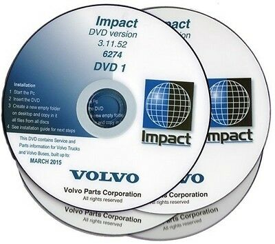Volvo IMPACT 3.2015 Bus Trucks repair manuals & spares catalogue