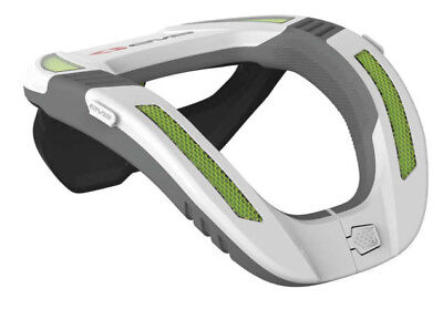 EVS Adult R4 Koroyd Neck Protection Race Collar White