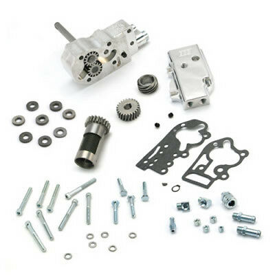 S&S Cycle Oil Pump and Gears Kit For Harley-Davidson 31-6295