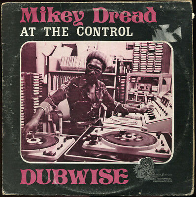 Mikey Dread - Dread At The Controls Dubwise JA DATC LP Listen!