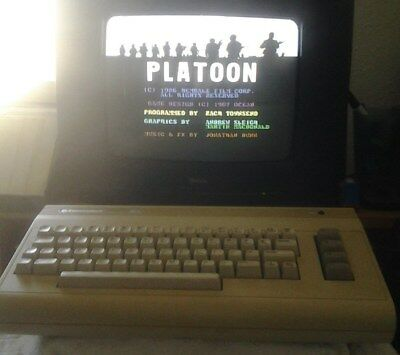 "Commodore 64 ""Brotkasten"" C 64 G mit Zubehör Made in W. Germany"