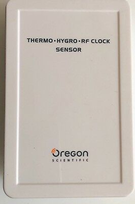 Oregon Thermo-Hydro Clock Sensor Rtgn318D - Brand New - Unboxed