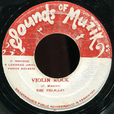 "Fiddlers - Violin Rock JA Sounds Of Muzik 7"" Listen!"