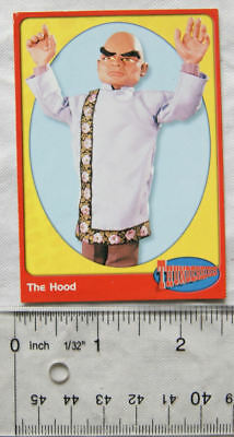 2001 Carlton Thunderbirds card No. 35 The Hood