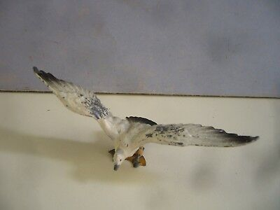 Vintage Lead Seagull By Britains Or Similar - Bird