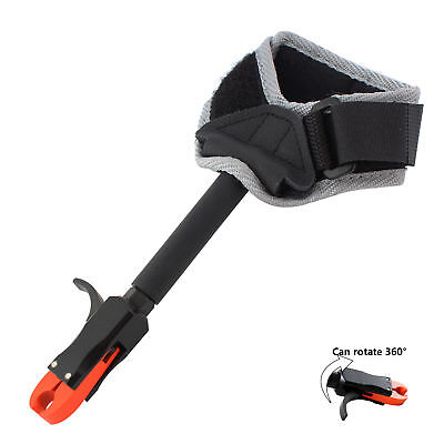 New Adjustable Archery Release Aid For Hunting Archery Compound Bow Accessories
