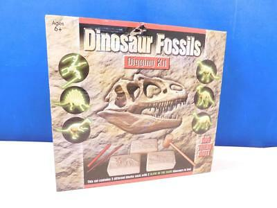 KandyToys Dig Out Dinosaur Fossil Jurassic Prehistoric World Creatures Digging