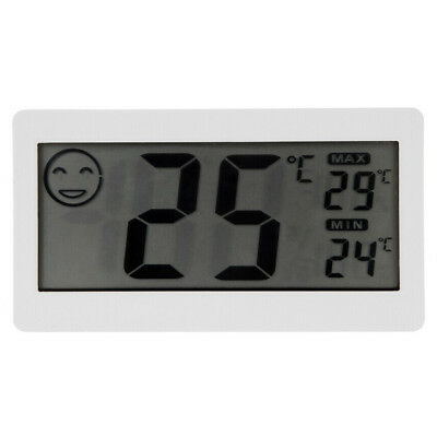 """3.3"""" Digital LCD Hygrometer Humidity Meter Tester Temperature Thermometer"""