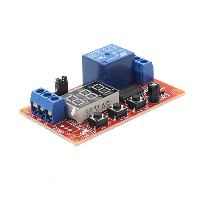 1pc High/Low Trigger 5V Digital Mobilize Multi-function Time Delay Relay Module