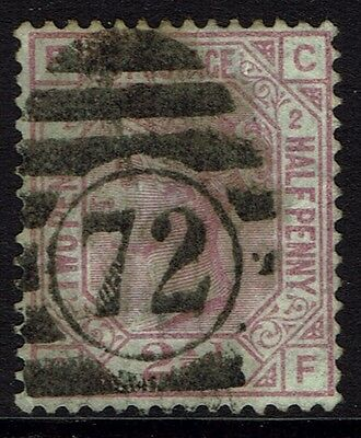 Great Britain, Used 62, Nice