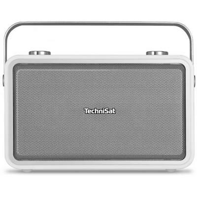 151000 Technisat Digitradio 225 Dab+ Digitalradio Weiss