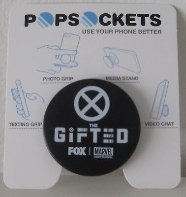 The Gifted Marvel Fox Official Promotional Popsockets Expandable Phone Stand