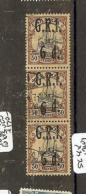 Samoa (P1304B) Ovpt Gri 6D  Sg108X2+108B In Strip Of 3   Vfu