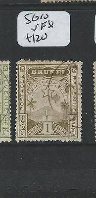 Brunei (P1701B) Local Issue For Mines $1.00  Sg 10  Vfu