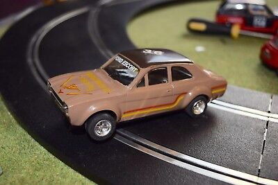 Scalextric Ford Escort RS1600 Westwood used 1/32 slot car no box