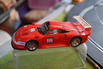 Fly Porsche GT1 used slot car 1/32