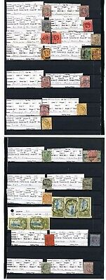 LEEWARD LAGOS KUT MALAYA SPECIALIST CXLS $100+ COLLECTION LOT 99c NO RESERVE