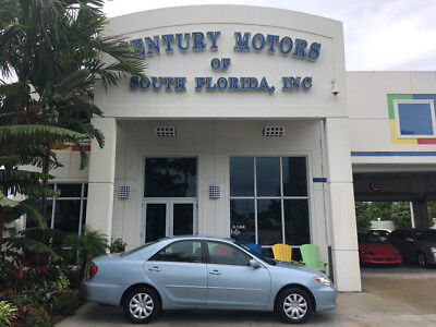 2005 Toyota Camry  ONE OWNER FLORIDA CPO WARRANTY NO ACCIDENTS