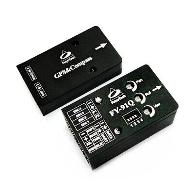 FY-91Q Multirotor Controller Stabilizer Navigation System with Compass & GPS