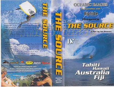 Surfing~ The Source Vhs Video Pal~ A Rare Find
