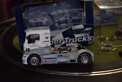 Fly Truck Mercedes Benz Atago ETRC 2001 used slot car 1/32 with box