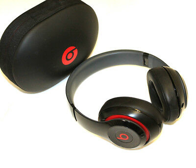 Beats By Dr. Dre Studio BLACK Over Ear Headphones
