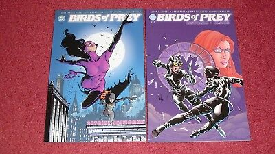 BIRDS OF PREY: Batgirl/Catwoman/Oracle #s 1, 2 (DC, 2003, HG) NR!