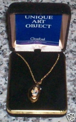 "Bumblebee Exclusive Jewelry Pendant "" Something Now ?"" BOXED"