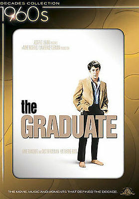 1967 The Graduate Dustin Hoffman Anne Bancroft Comedy NEW DVD Decades Collection