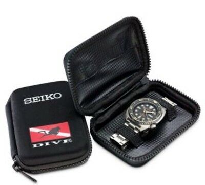 New Seiko dive Watch Travel Box Case