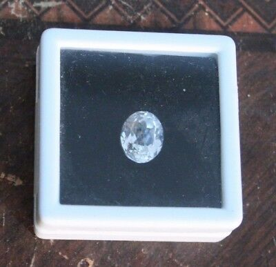 5.05 AVG 11x9MM OV GOLCONDA Kunzite Gemstone NIP Finding For Setting in Ring