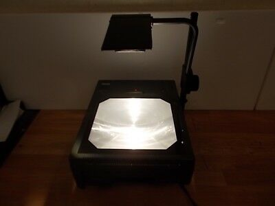 DUKANE 28A 4003 Overhead Projector w/Bulb WORKING FREE SHIPPING !