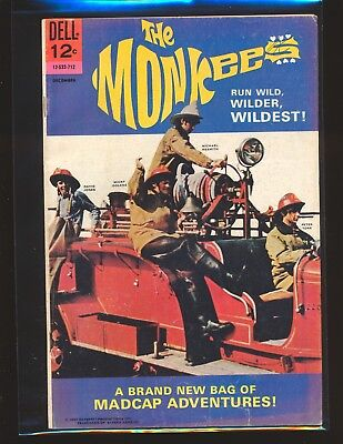 Monkees # 7 VG+ Cond.