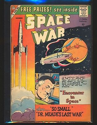 Space War # 2 - Giordano cover G/VG Cond.