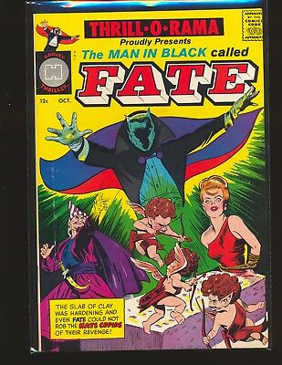 Thrill-O-Rama # 1 - Fate appearance by Powell & Simon cover VG/Fine Cond.