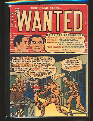 Wanted # 44 G/VG Cond.