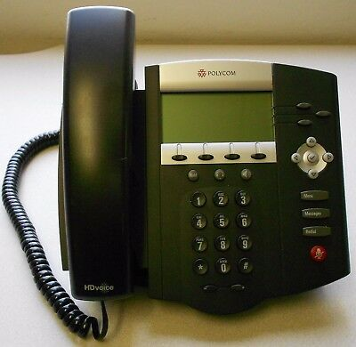 Polycom Soundpoint Ip450 Digital Telephones
